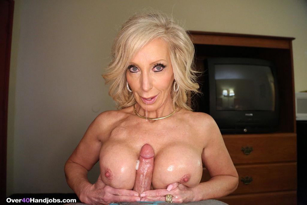 Dirty Milf Tiffany Lebroc Milking Huge Stiff Penis