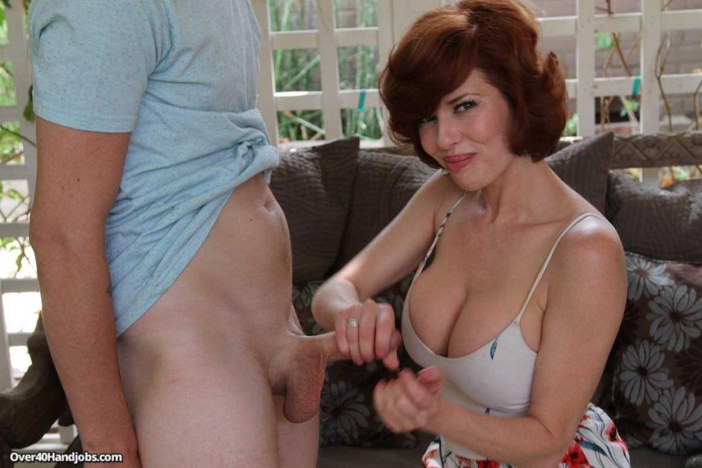 Busty Amazing MILF Veronica Avluv Milking Stiff Di