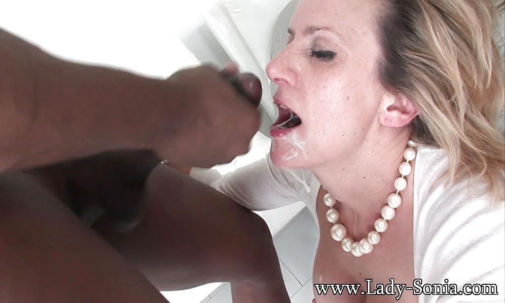 Really. Interracial oral sex