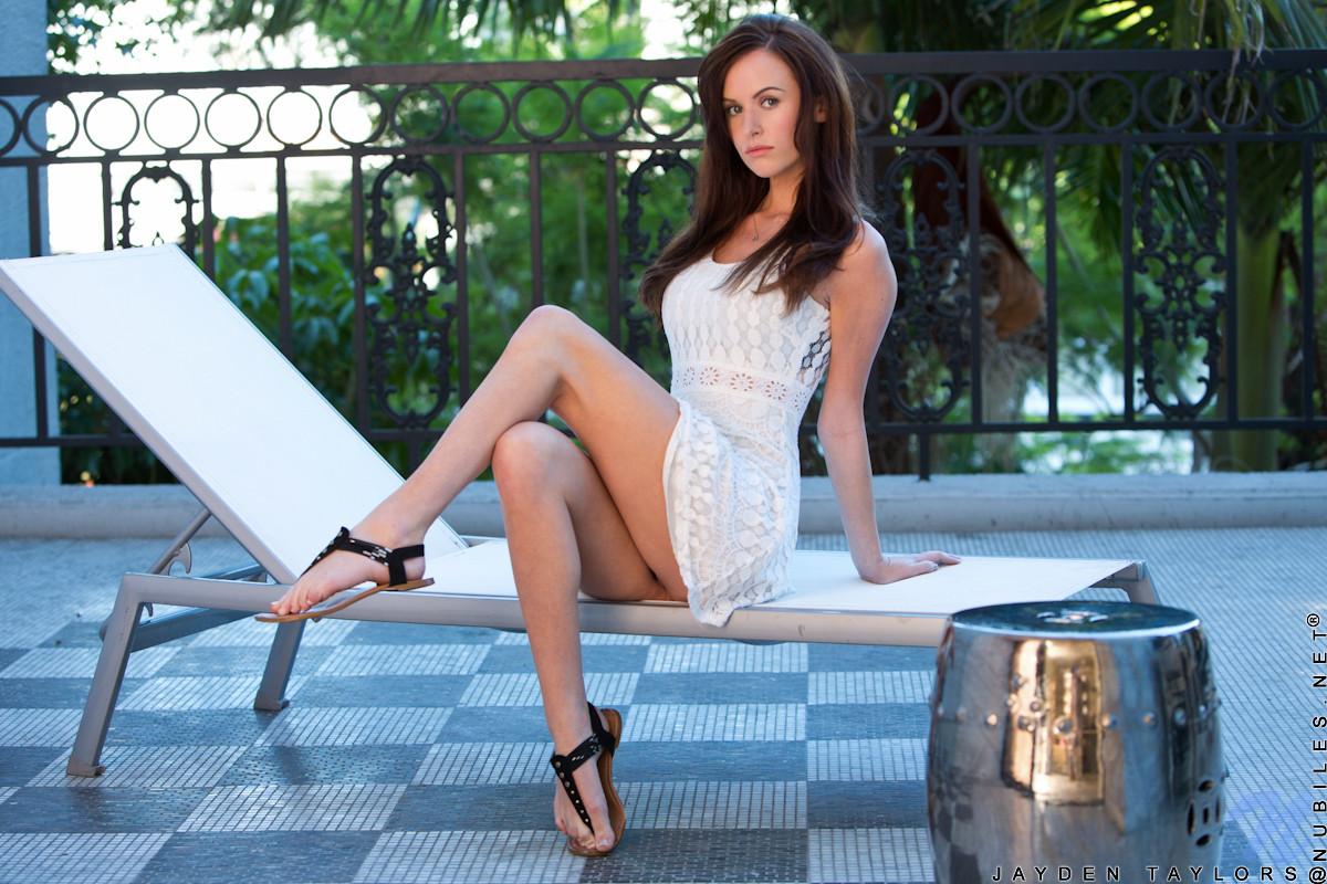 Jayden Taylors порно модель