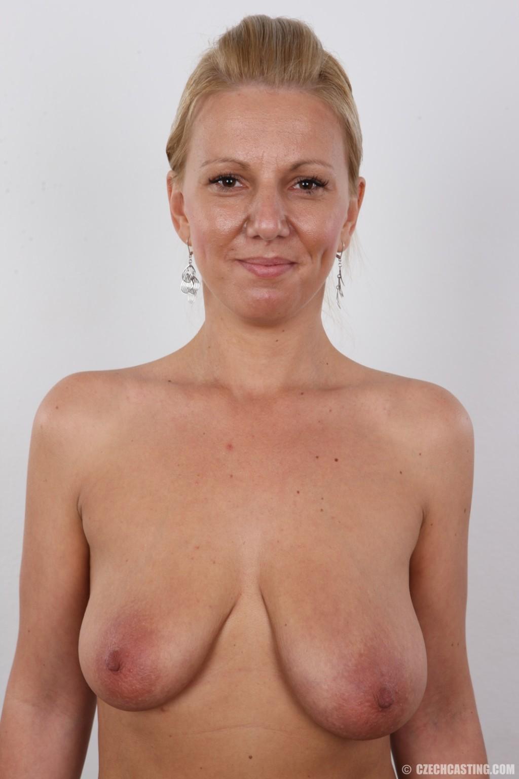 Blonde Big Tits College