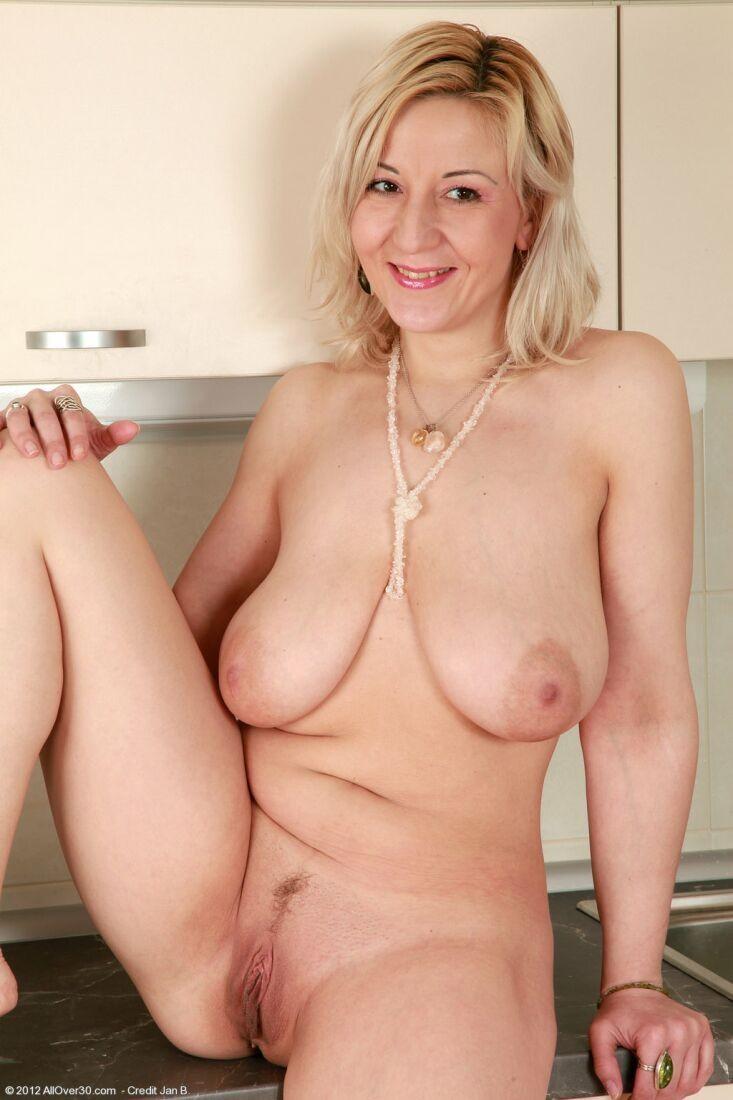 Nude tall black woman