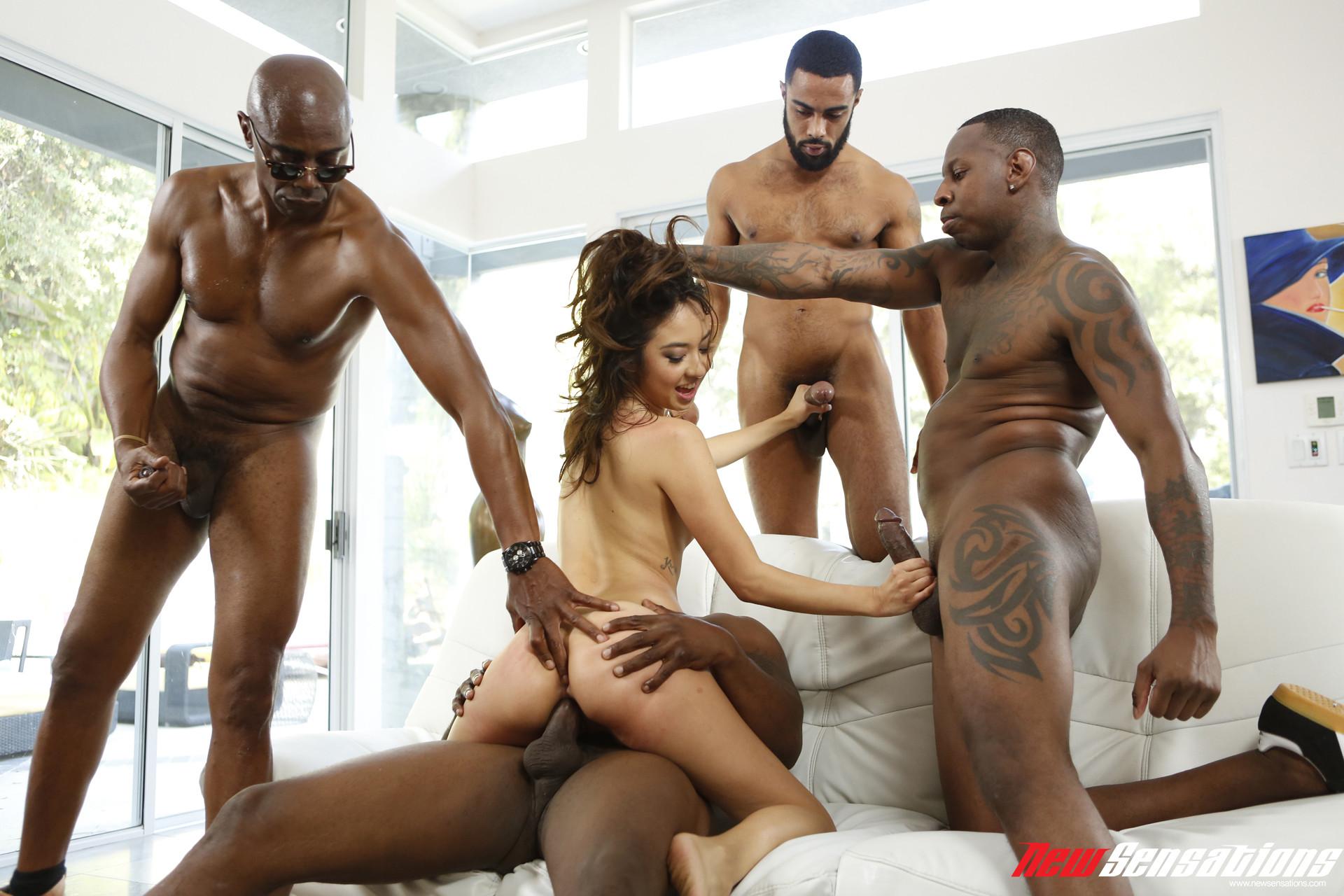 hot trios negros porn