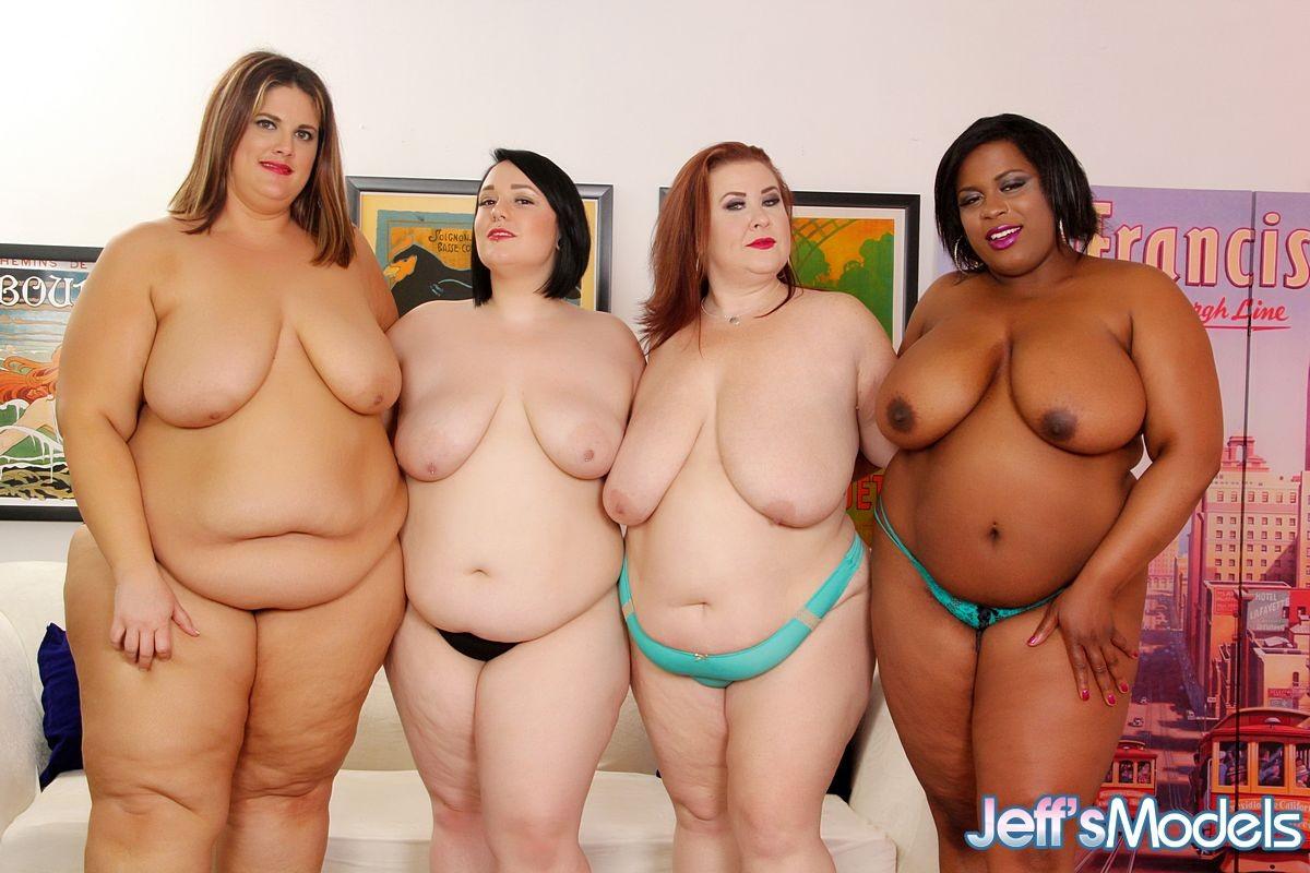 Hot naked news women