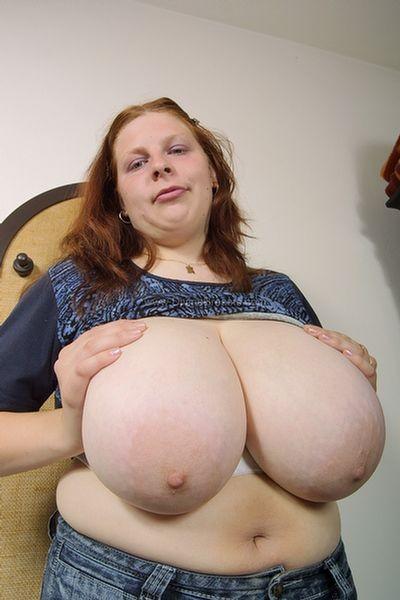Big tits pawg