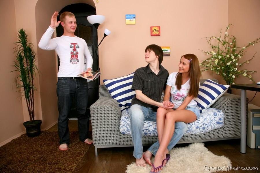 Can Pichunter teens break thier virginate Exaggerate
