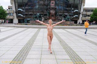 Celine Nude In Public