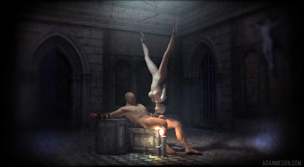 The Inquisition Part 9 scene 1