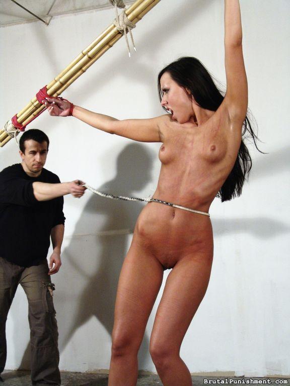 Submissive pain slut seeking hardcore domination a