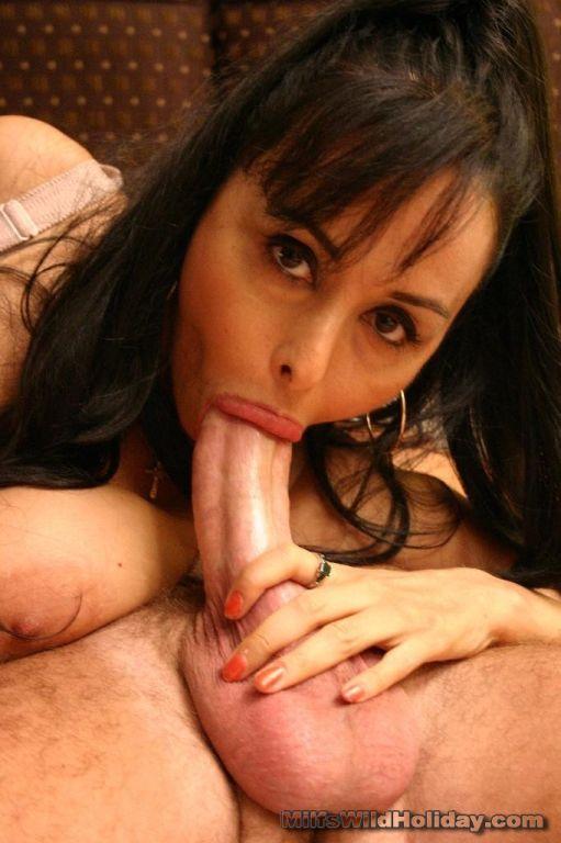 Hot sexy milf slut  Adrianna fucking her pussy har