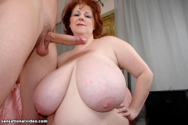 Share your milf huge creamed tit excellent