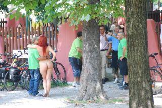 Kety Pearl Nude In Public