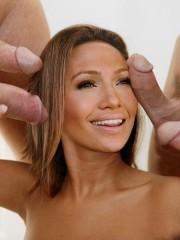 Latina celebrity Jennifer Lopez takes anal dicking