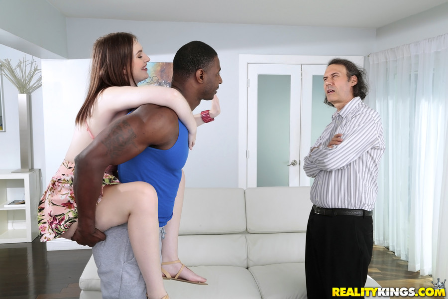 Interracial Bbc Teen Reality