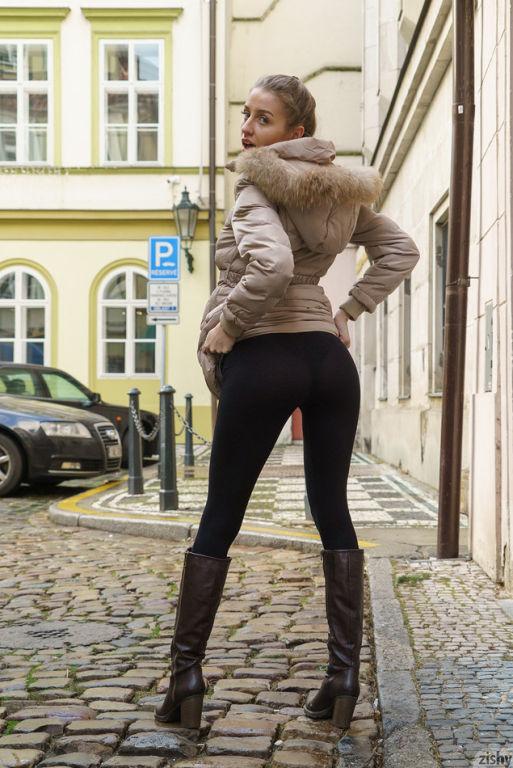 Lenka Samkova from Prague