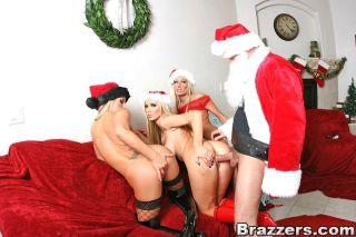 Santas XXXmas sex surprise