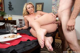 naked Brooke Wylde big tits -big tits at school
