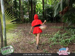 Tiny Red Riding Hood