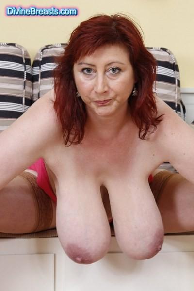 saggy big tits
