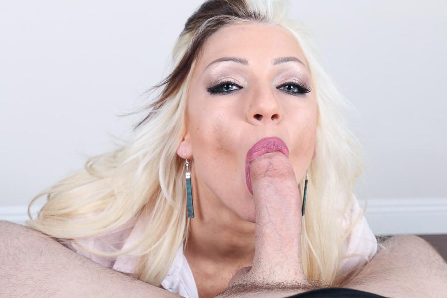 Pov Blowjob Facial Girlfriend