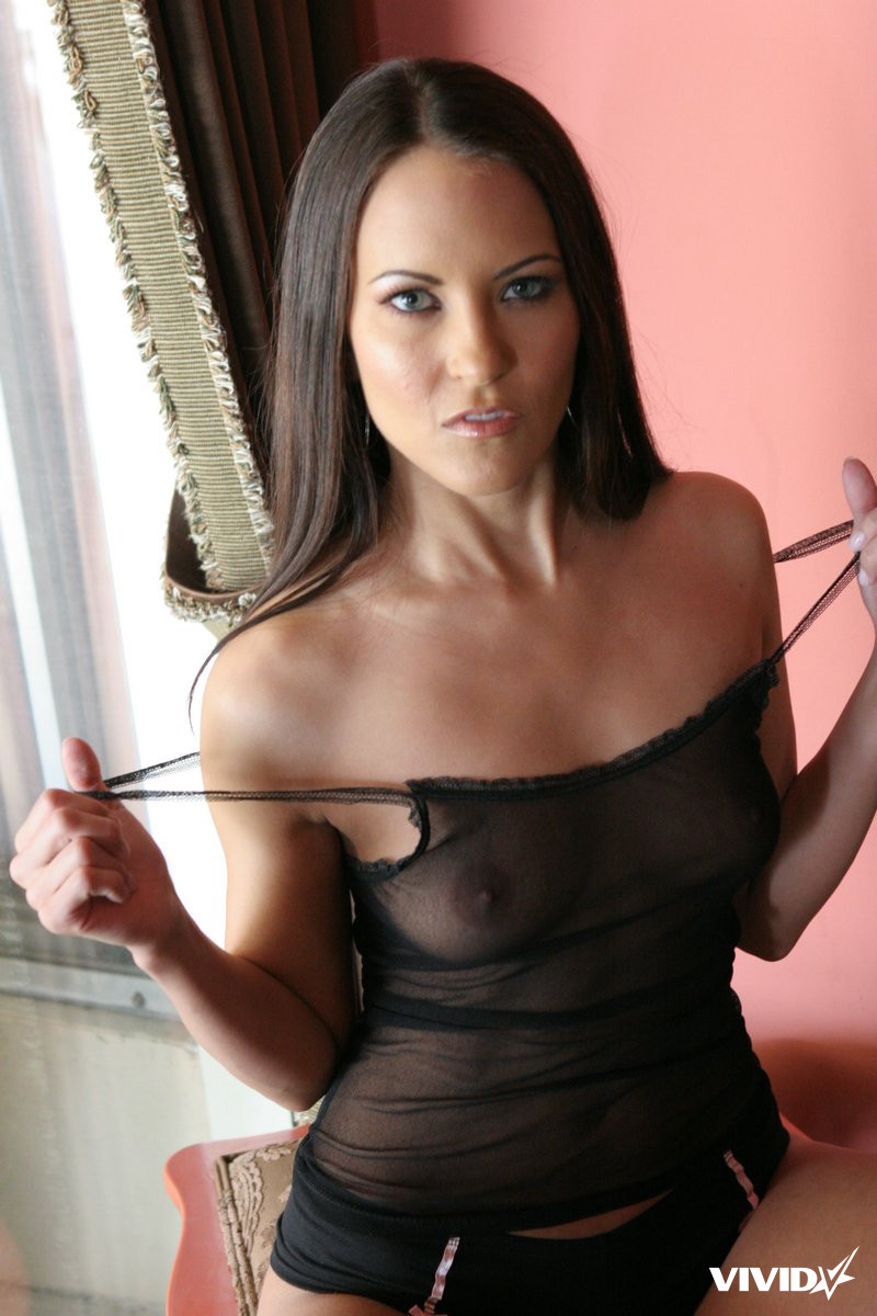 Jamie Huxley порно модель