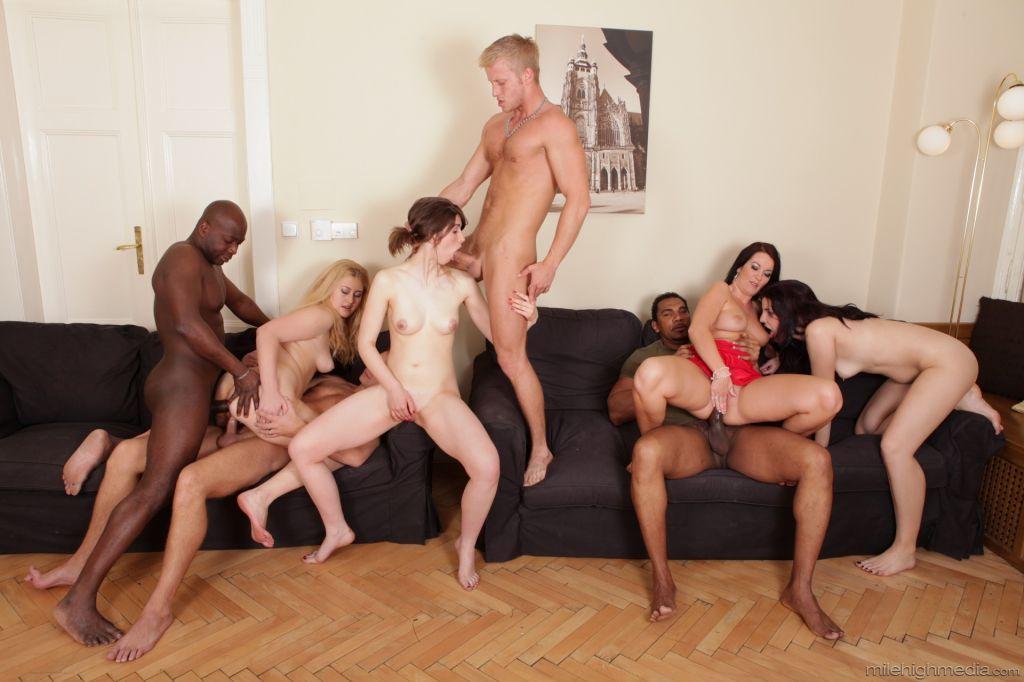 Cock Crazy Orgies #04