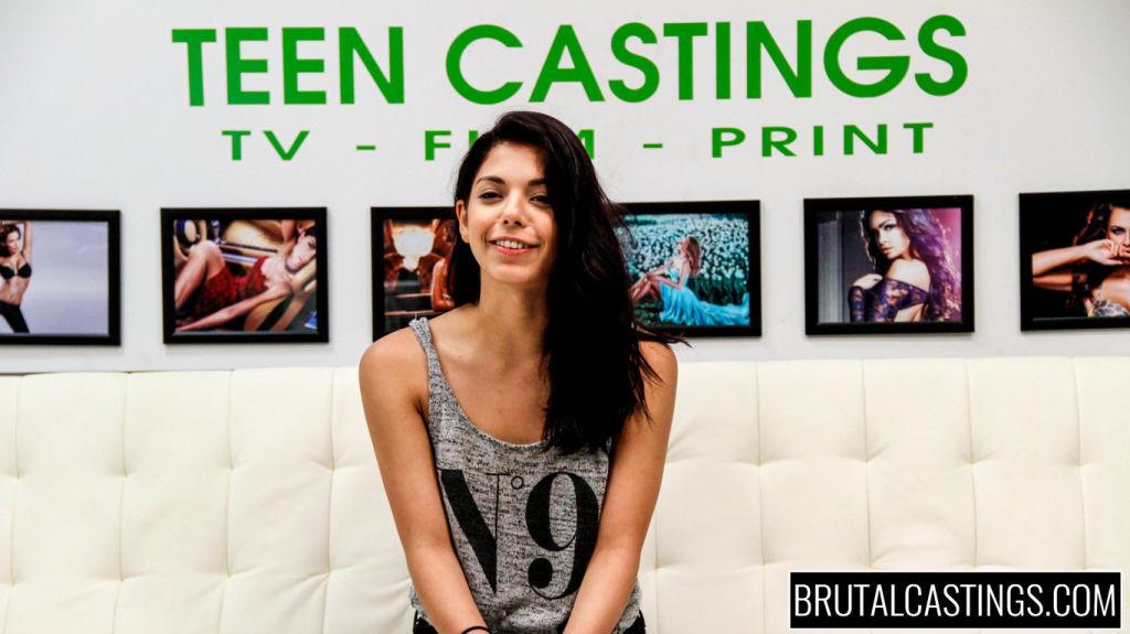 Share Brunette Instructor! Gina Valentina Brutal C