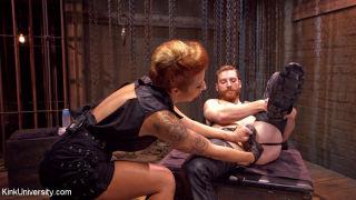 Manual sex virtuoso Andre Shakti demonstrates ever