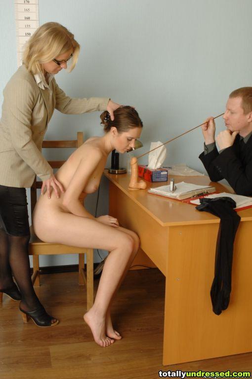 Oral fetish job tests