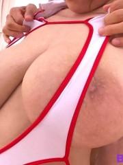 Japanese busty nurse Hitomi Tanaka easy for fuckin