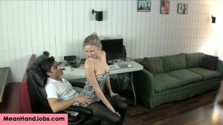 Vanessa Vixen Wants to Torment Lance Hart's Balls!