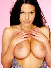 Celebirty Angelina Jolie fucked in porn pics