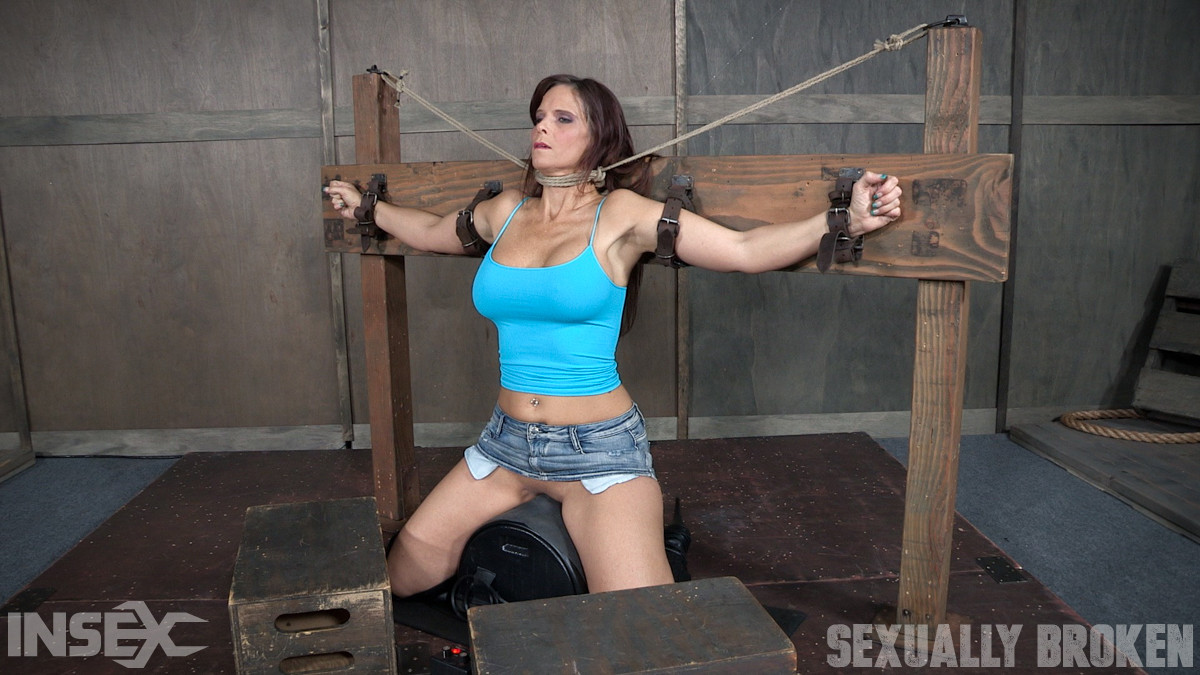 Syren De Mer experiences her most brutal sex scene ever ...