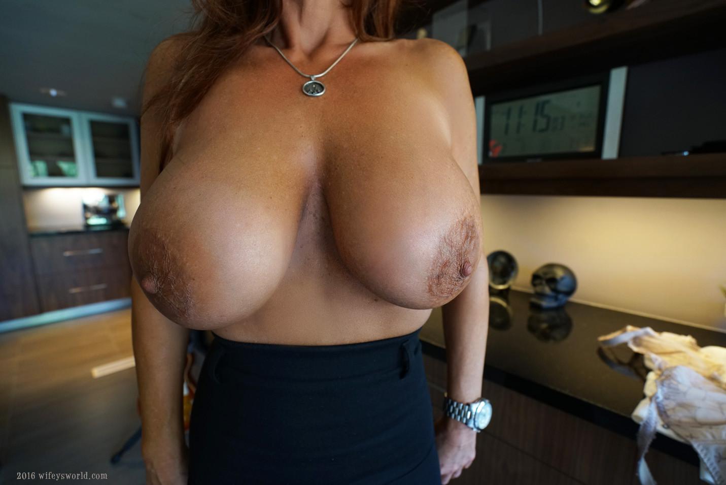 Сиськи домохозяек фото, Смотреть порно фото домохозяйки 16 фотография