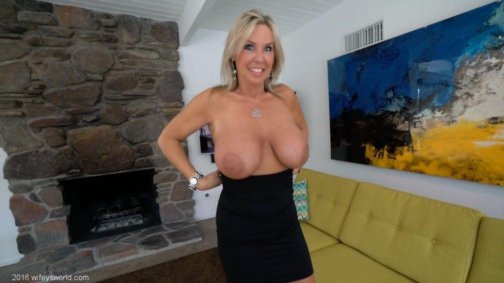 Wifey Swallows A Huge Cum Shot