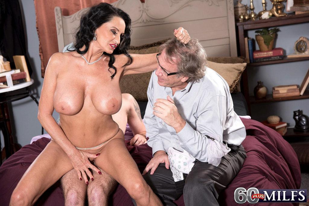 Anal loving Rita And Her Cuckold Hubby