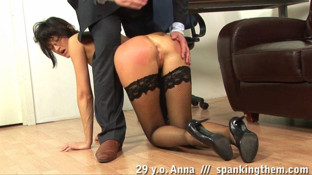 Principal whipping a teacher butt for a bad behavi