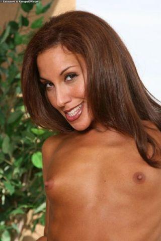 nude Adriana Deville small tits milf