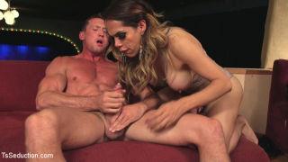Stunning TS Goddess Sofia Sanders Fucks and Fists