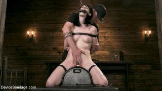 Fresh Meat - Alex Harper Gets Her 1st Taste of Dom