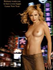 Celeb Brittany Murphy fucked fake porn pics