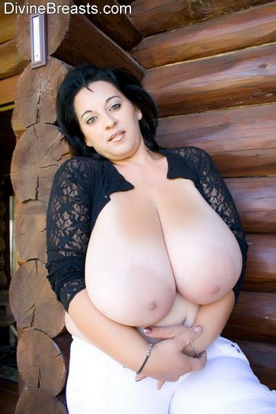 super big boobs
