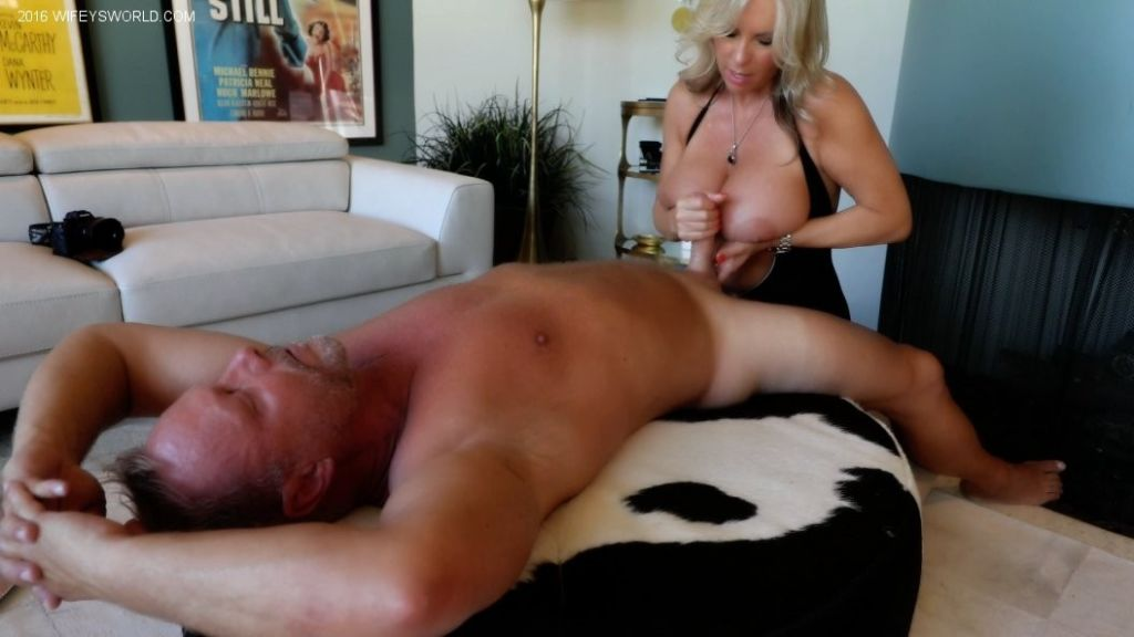 Big Titty MILF Face Fucked And Drilled