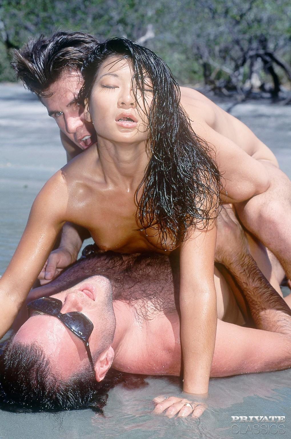 Asian Girlfriend Blow Job