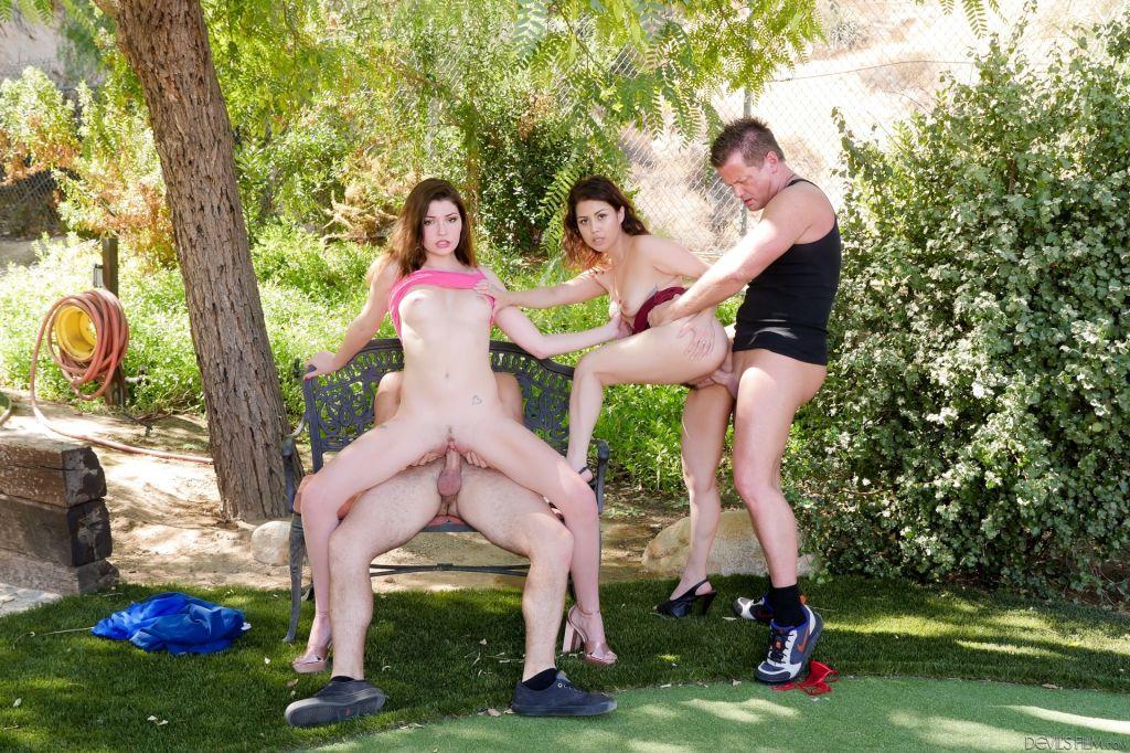 free group porn