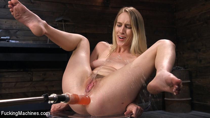 Blonde Big Tits Fuck Anal