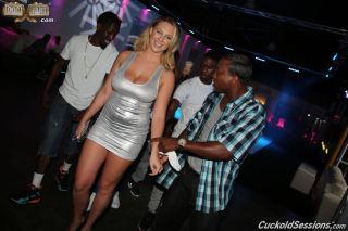 sexy Brooke White dp gangbangs
