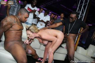 naked Brooke Wylde cuckold cuckold