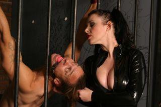 Mistress Anastasia Tit Torture