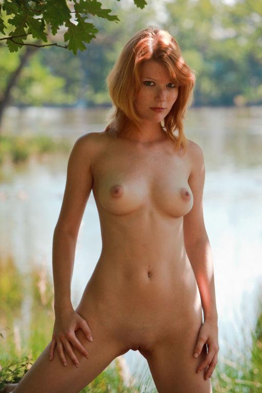 Young model Mia Sollis in Geran by MetArt